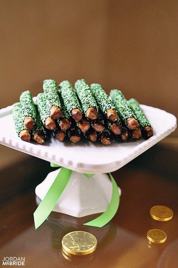 Saint Patrick'S Day Desserts  48 best images about St Patrick s Day on Pinterest