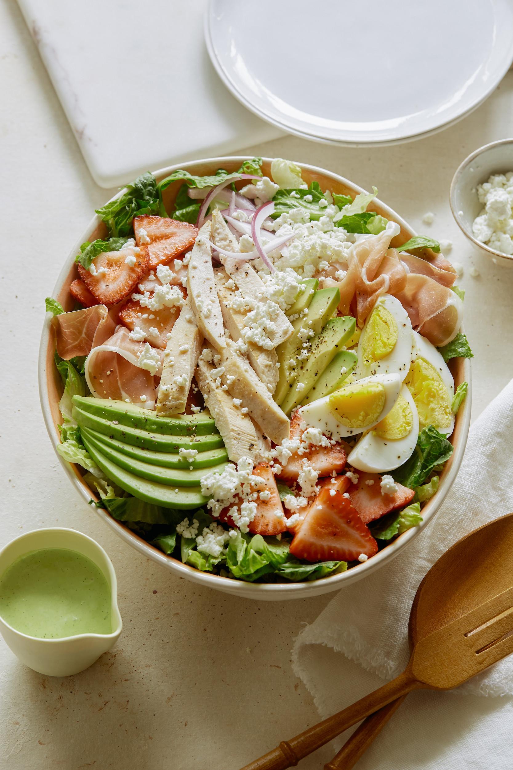 Salads For Dinner  30 Dinner Salad Recipes Hearty Salads for Dinner