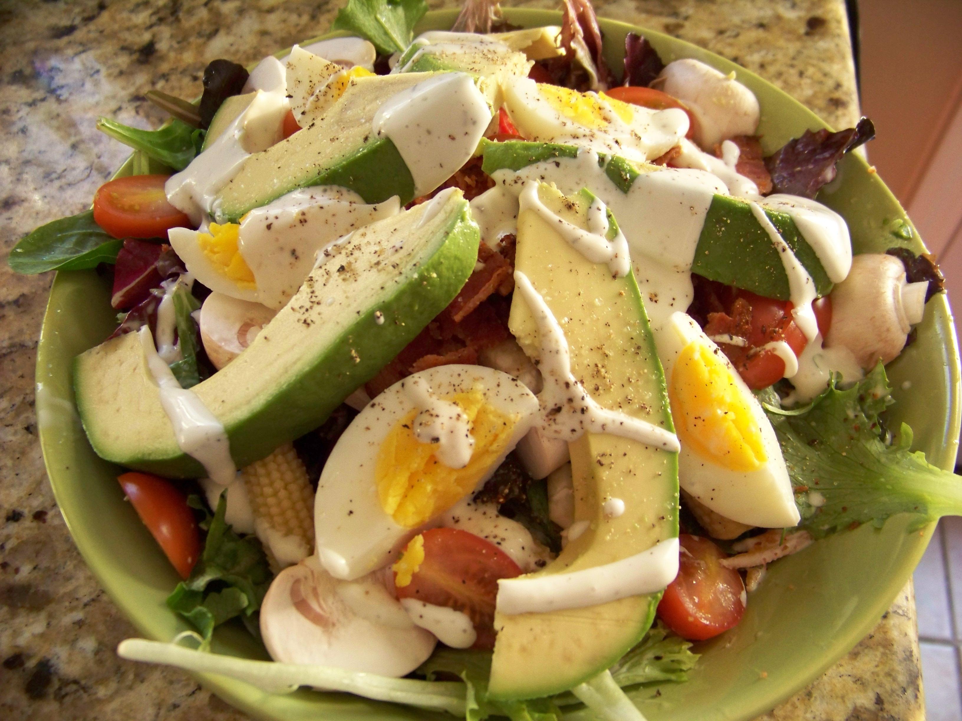 Salads For Dinner  Cobb Salad for Dinner