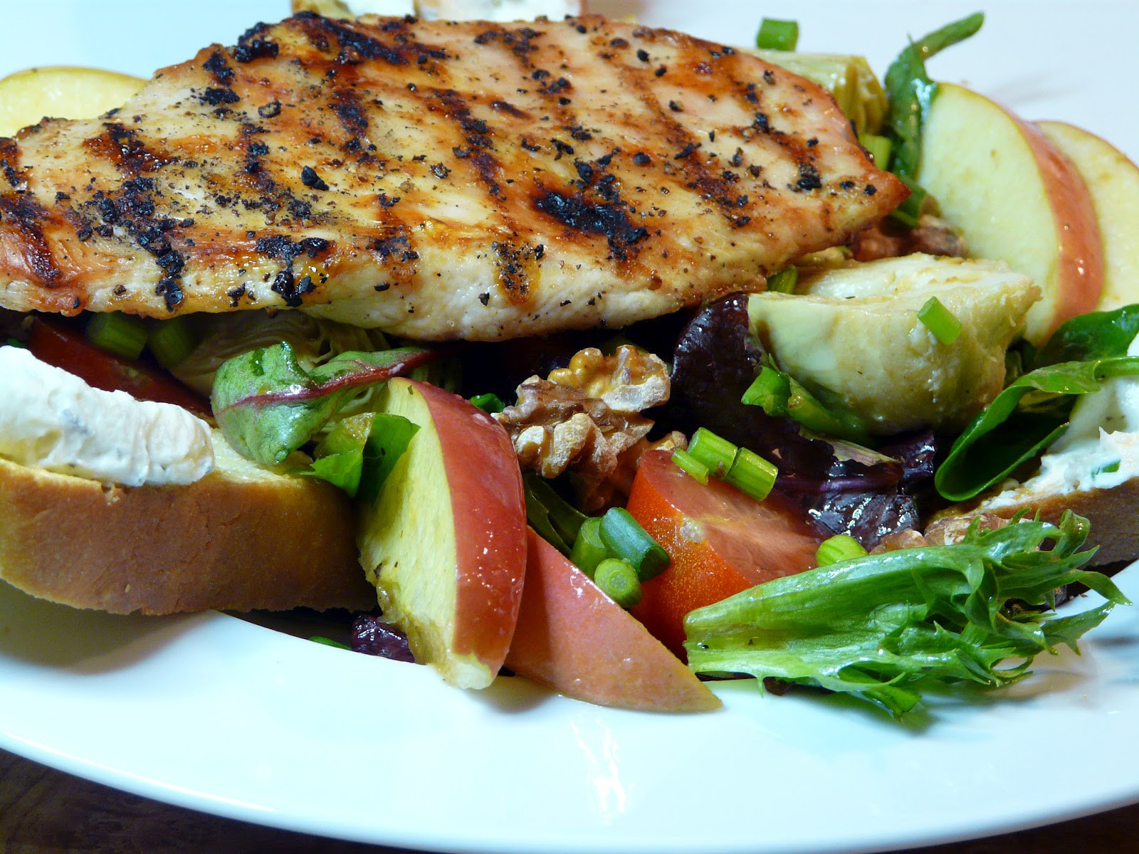 Salads For Dinner  Thibeault s Table Dinner Salad