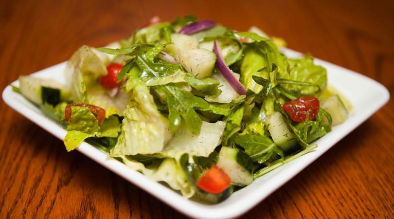 Salads For Dinner  Recipe Salad Dinner or Dinner Salad What The Flicka