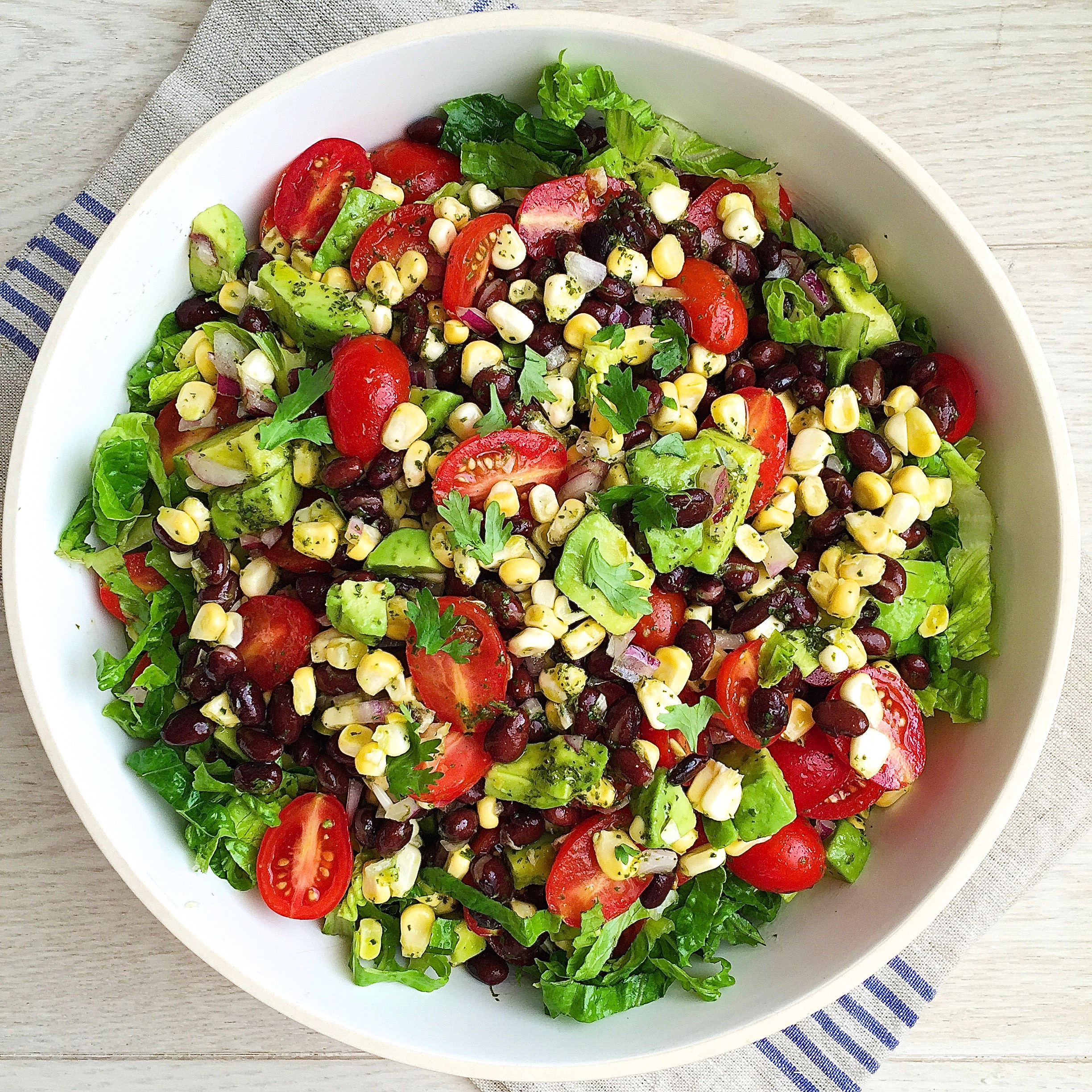 Salads For Dinner  10 Healthy Side Dishes Recipes for Healthy Sides