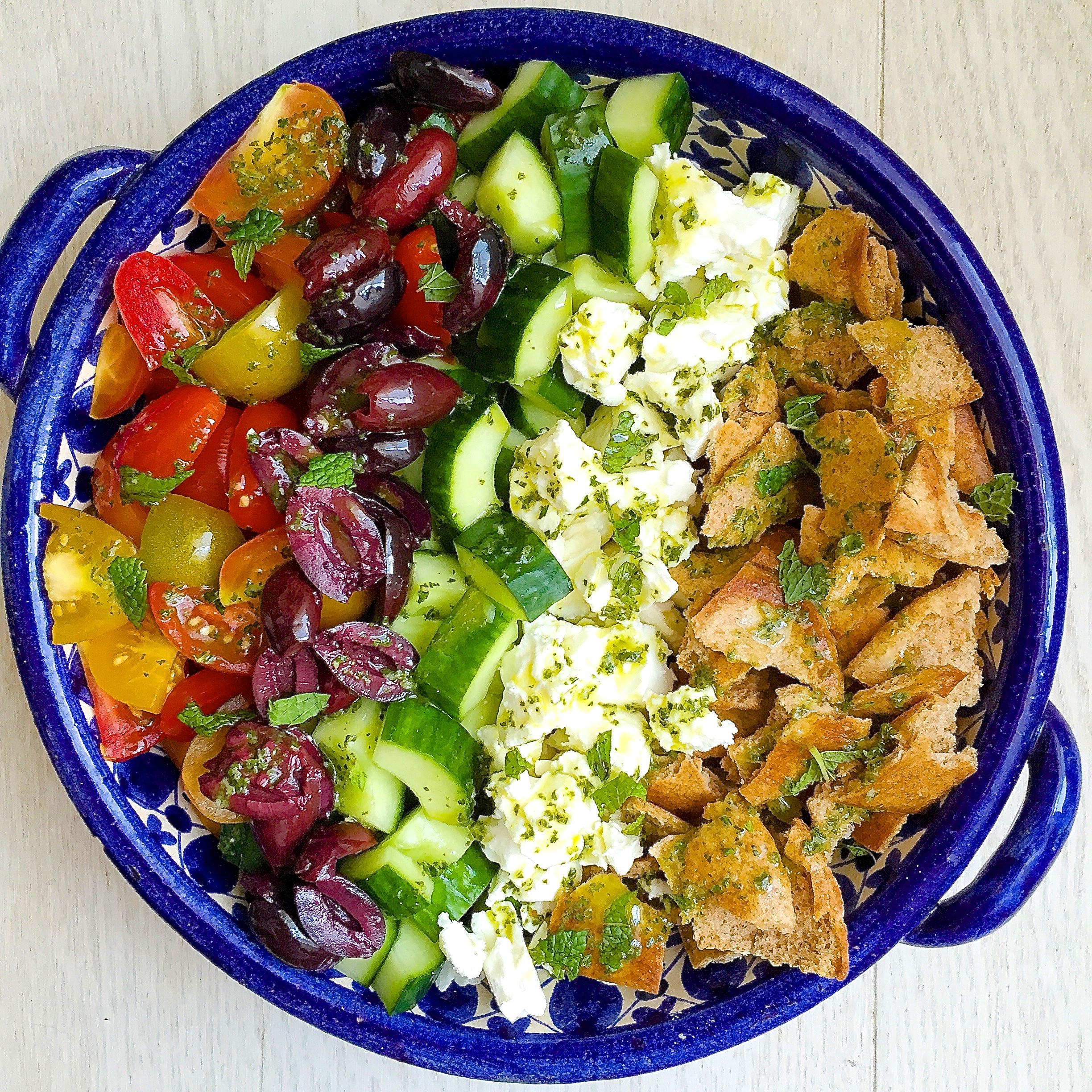 Salads For Dinner  12 Dinners For When It s Too Hot To Cook
