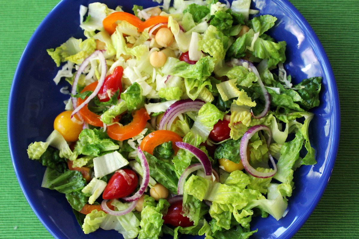 Salads For Dinner  Eat a Salad Every Day Jenny Can Cook