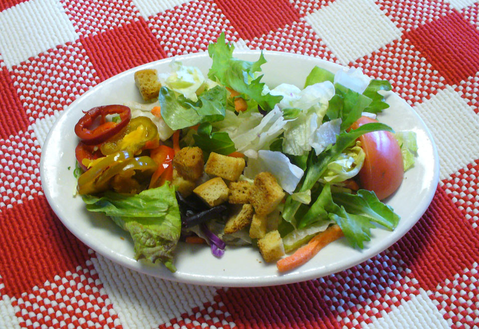 Salads For Dinner  Caesar Salad and More