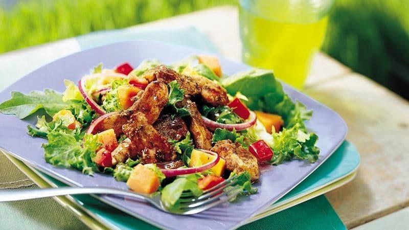 Salads For Dinner  Healthy Salads for Dinner BettyCrocker
