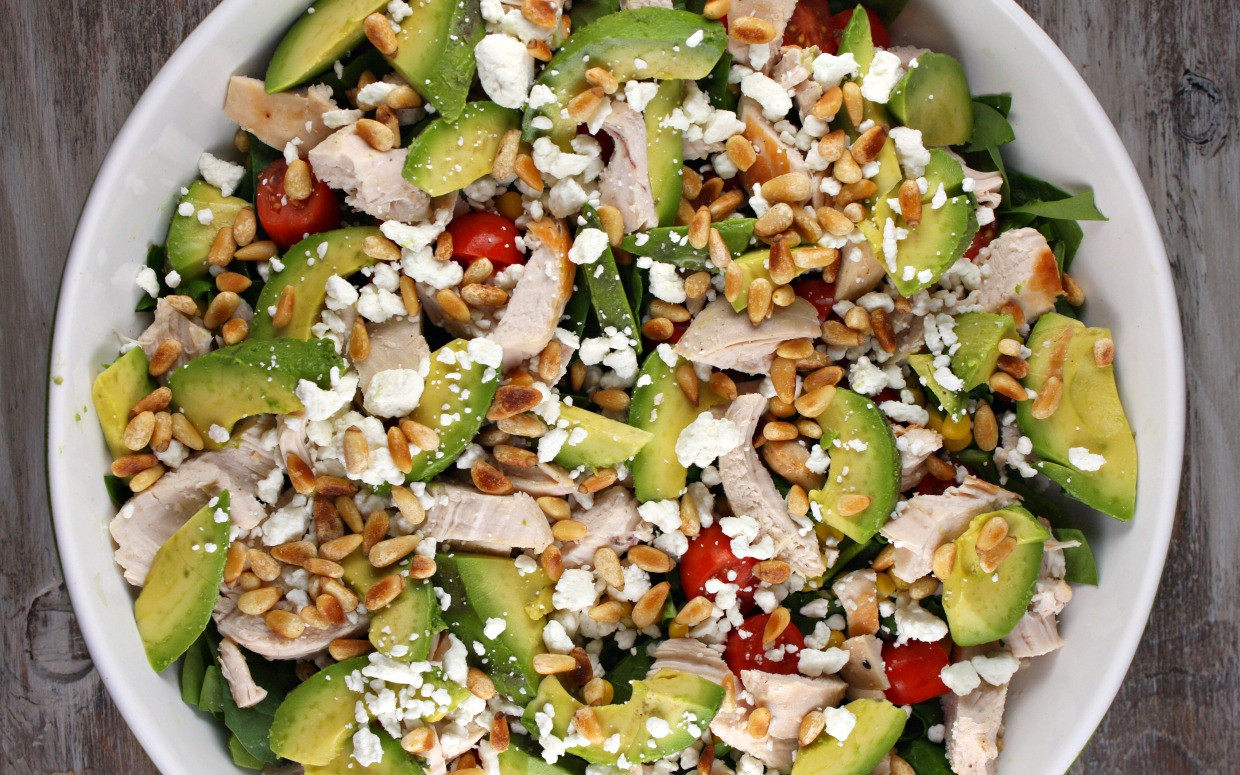 Salads For Dinner  5 Salad Recipes Hearty Enough to be Tonight s Dinner