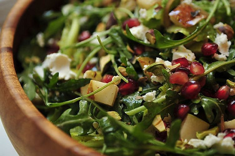 Salads For Thanksgiving  7 Salads to Lighten Up Your Thanksgiving Feast