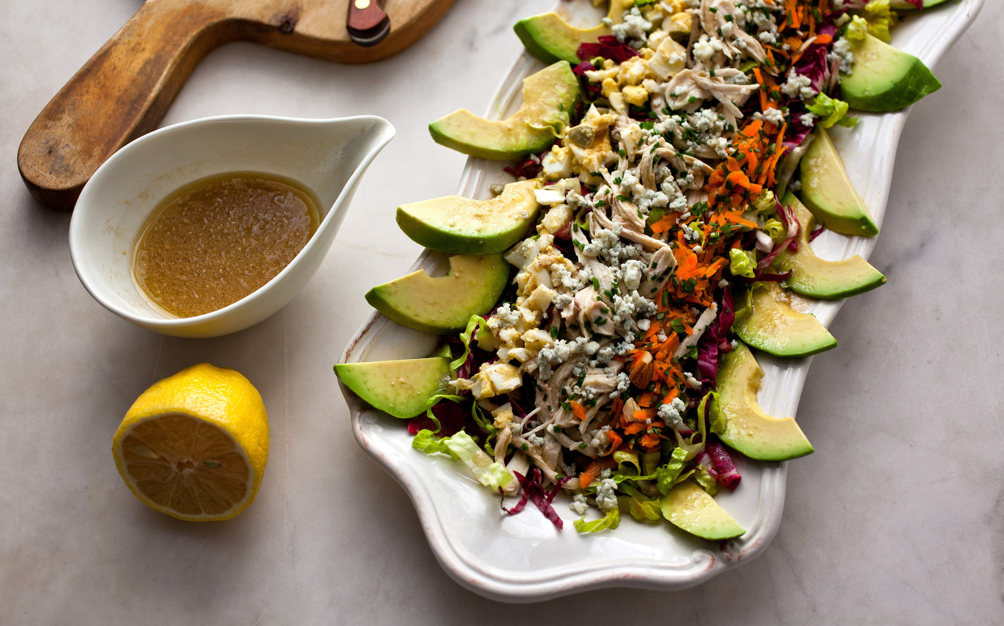Salads For Thanksgiving  Post Thanksgiving Cobb Salad NYTimes