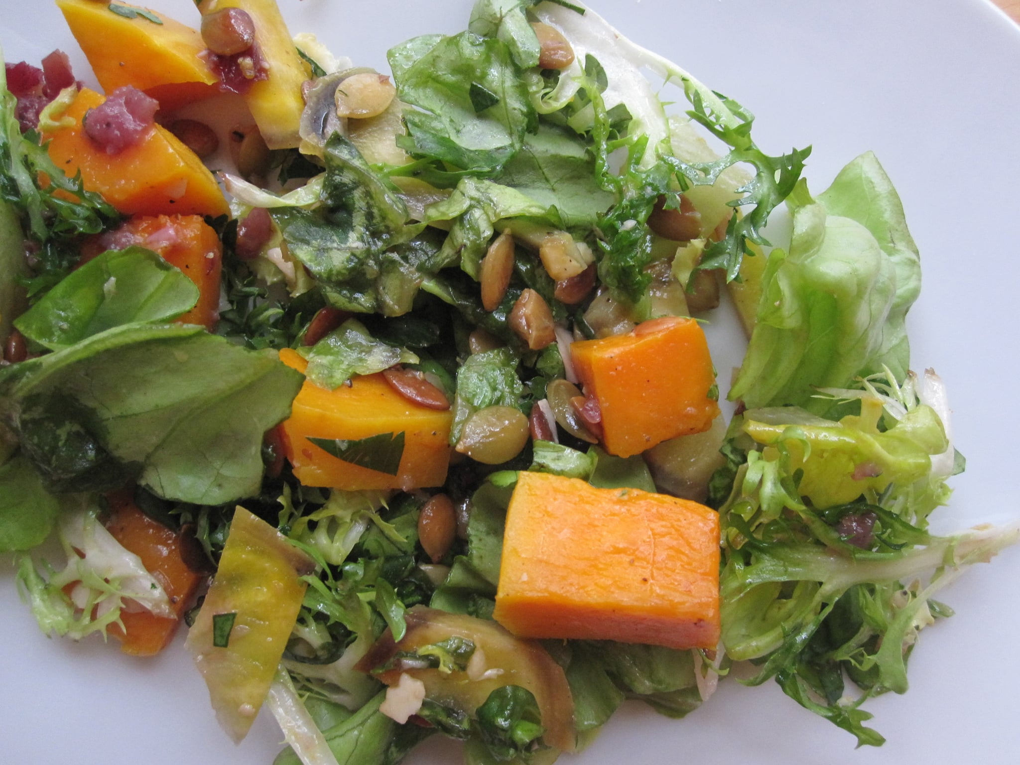 Salads For Thanksgiving  Thanksgiving Salad Recipe