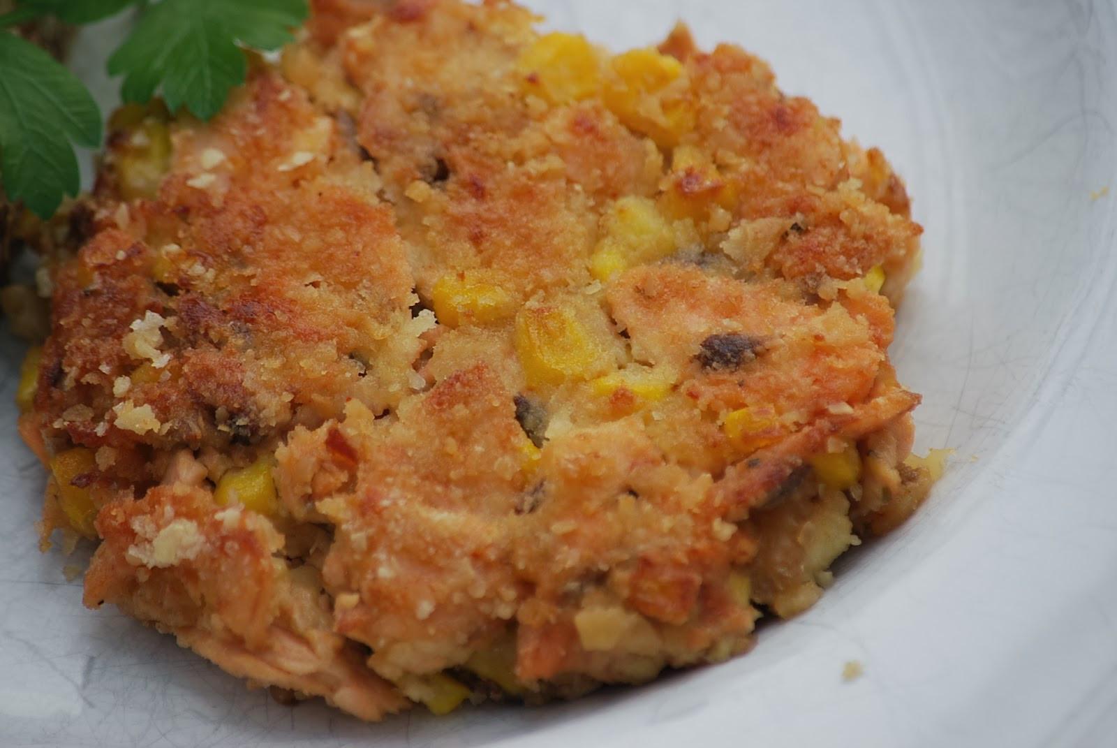 Salmon Cake Recipe  My story in recipes Salmon Cakes