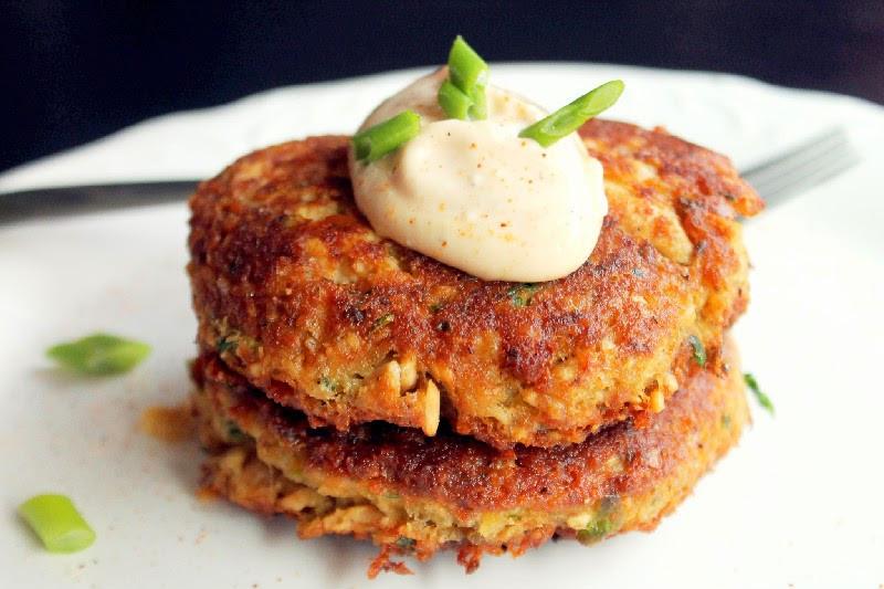 Salmon Cake Recipe  Creole Salmon Cakes with Hot Mayonnaise Creole Contessa