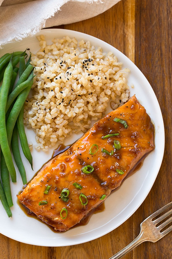 Salmon Dinner Ideas  20 Easy And Healthy Dinner Ideas