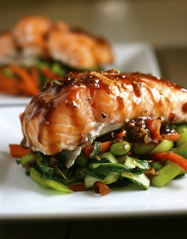 Salmon Dinner Ideas  Top 10 Romantic Dinner Ideas Top Inspired