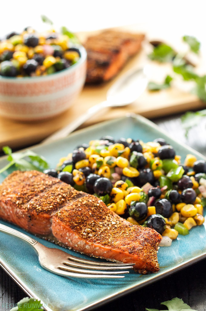 Salmon Dinner Sides  Healthy Weekly Meal Plan 37