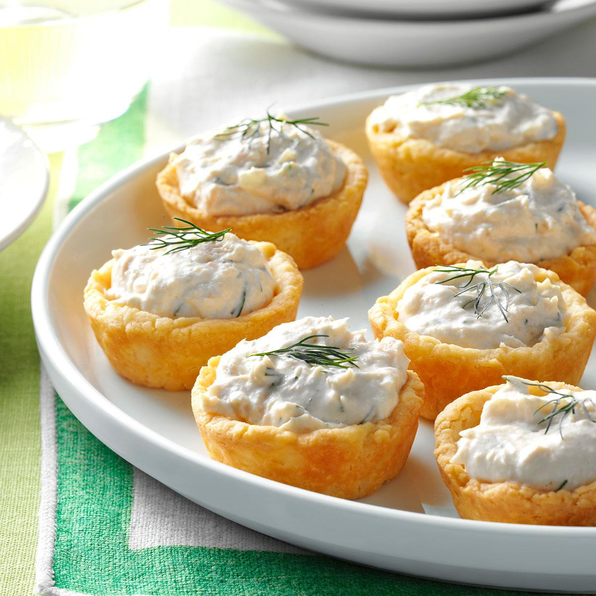 Salmon Mousse Recipe  Salmon Mousse Cups Recipe
