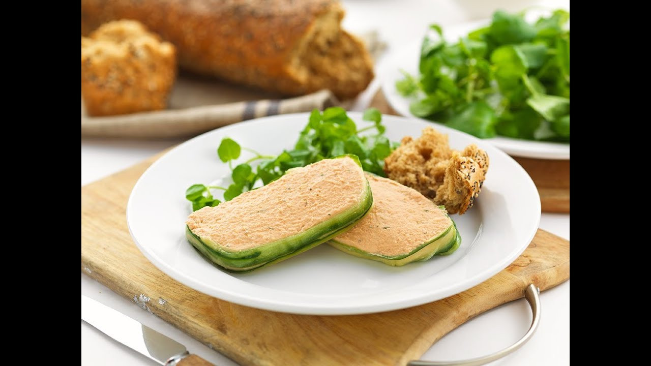 Salmon Mousse Recipe  Salmon Mousse Recipe