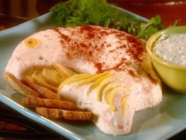 Salmon Mousse Recipe  Salmon Mousse Chef Pepn