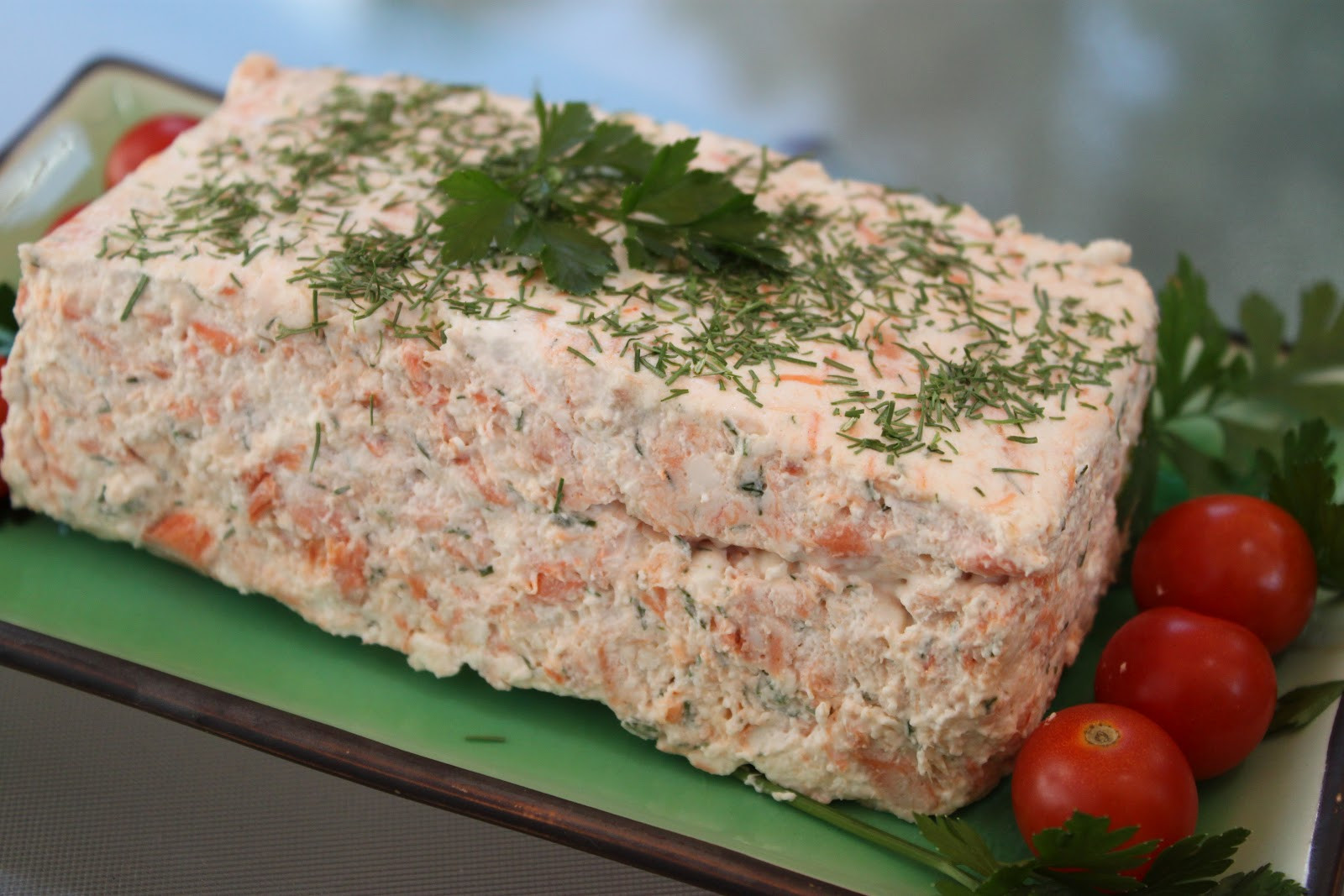 Salmon Mousse Recipe  Lindaraxa Salmon Mousse