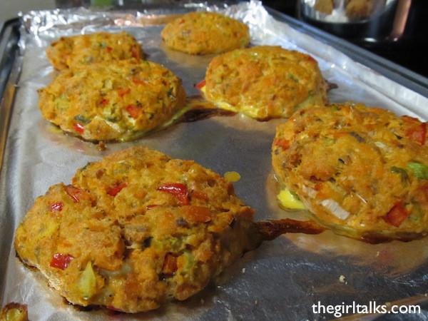 Salmon Patties Baked  Baked Salmon Patties