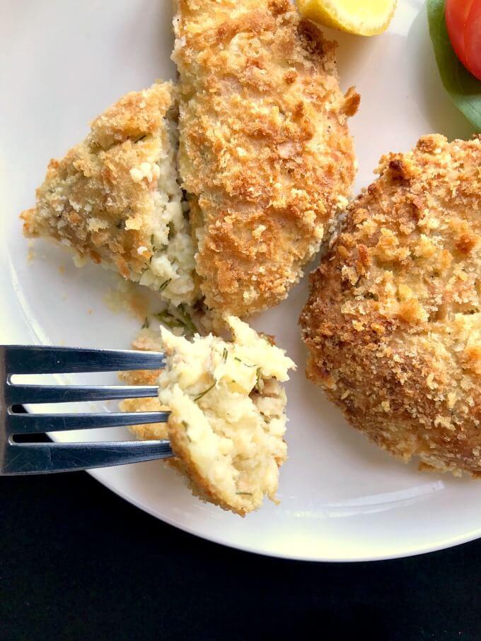 Salmon Patties Baked  Healthy Baked Salmon Patties My Gorgeous Recipes