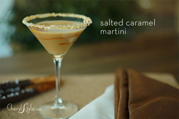 Salted Caramel Vodka Drinks  Salted caramel martini recipe – Everyday Dishes & DIY