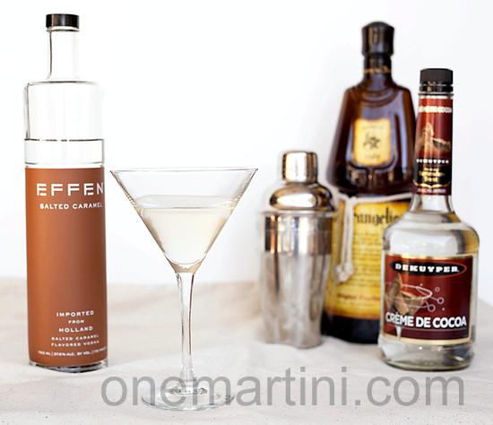 Salted Caramel Vodka Drinks  Effen salted caramel vodka recipe