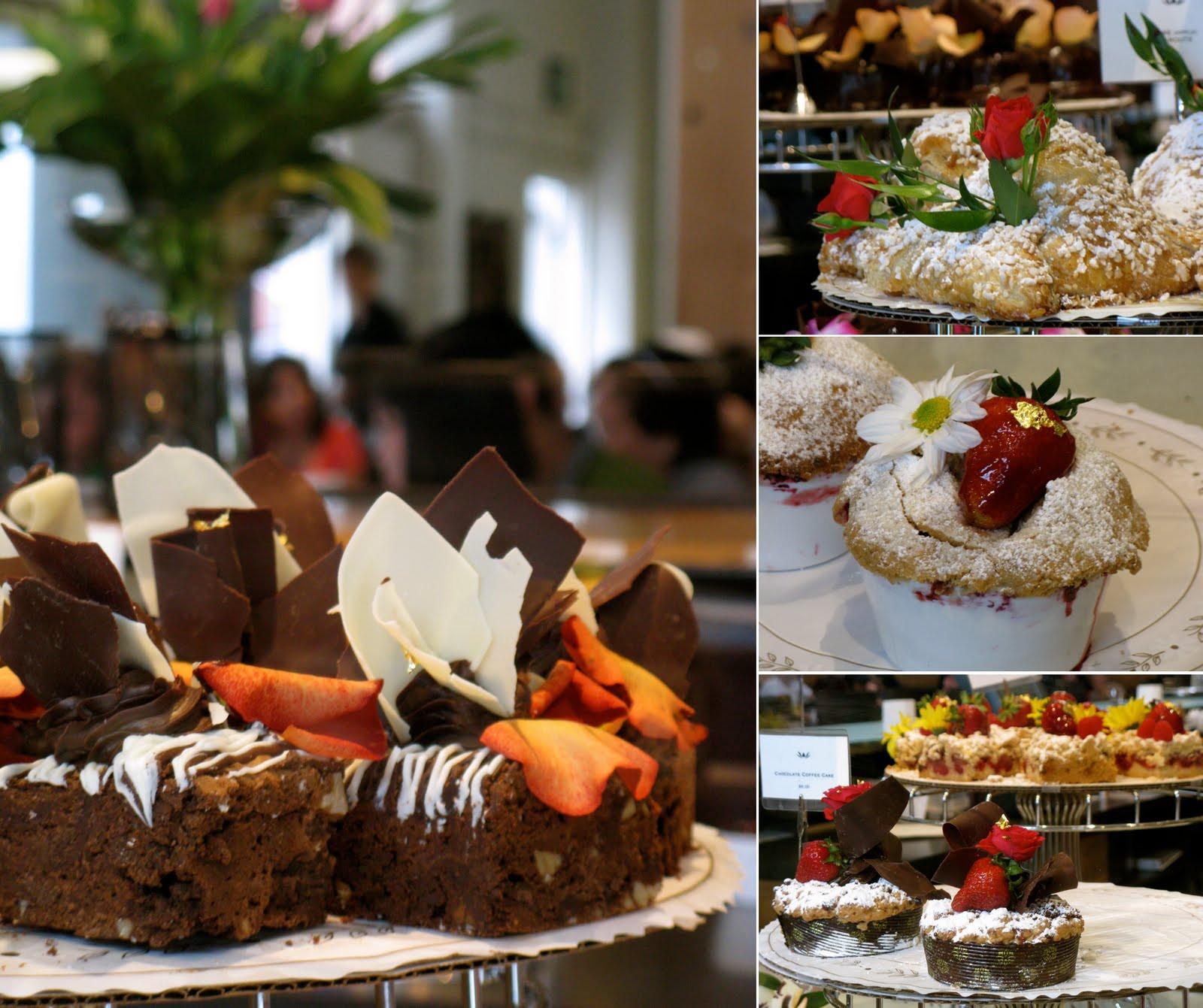 San Diego Desserts  The Cilantropist Extraordinary Desserts