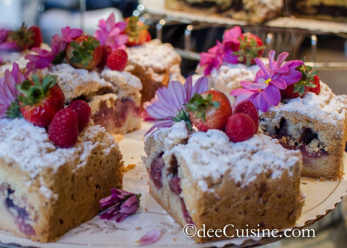 San Diego Desserts  Extraordinary Desserts in San Diego – dee Cuisine