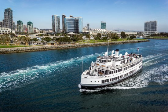 San Diego Dinner Cruise  Dinner Cruise Picture of Hornblower Cruises & Events