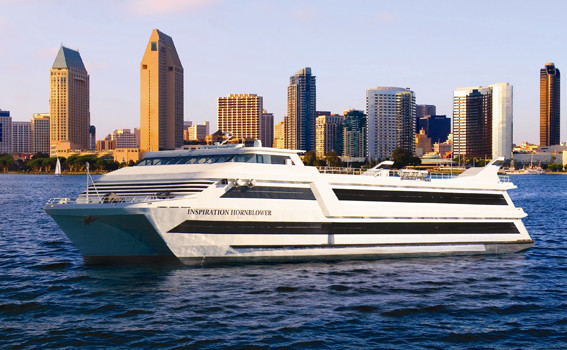 San Diego Dinner Cruise  Hornblower Cruises