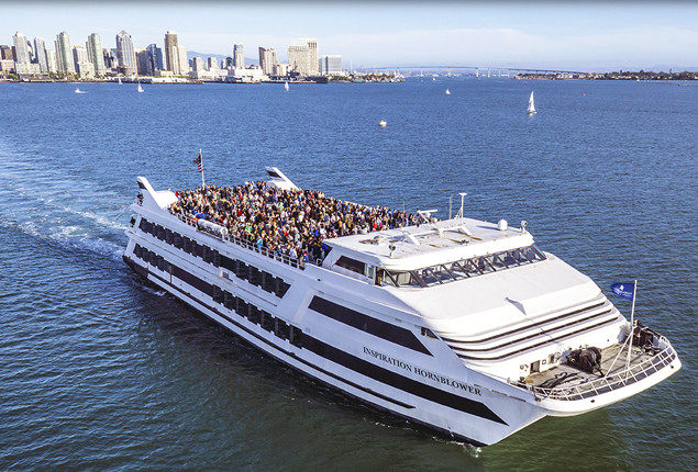 San Diego Dinner Cruise  San Diego Dining Cruises Boat Tours & Events