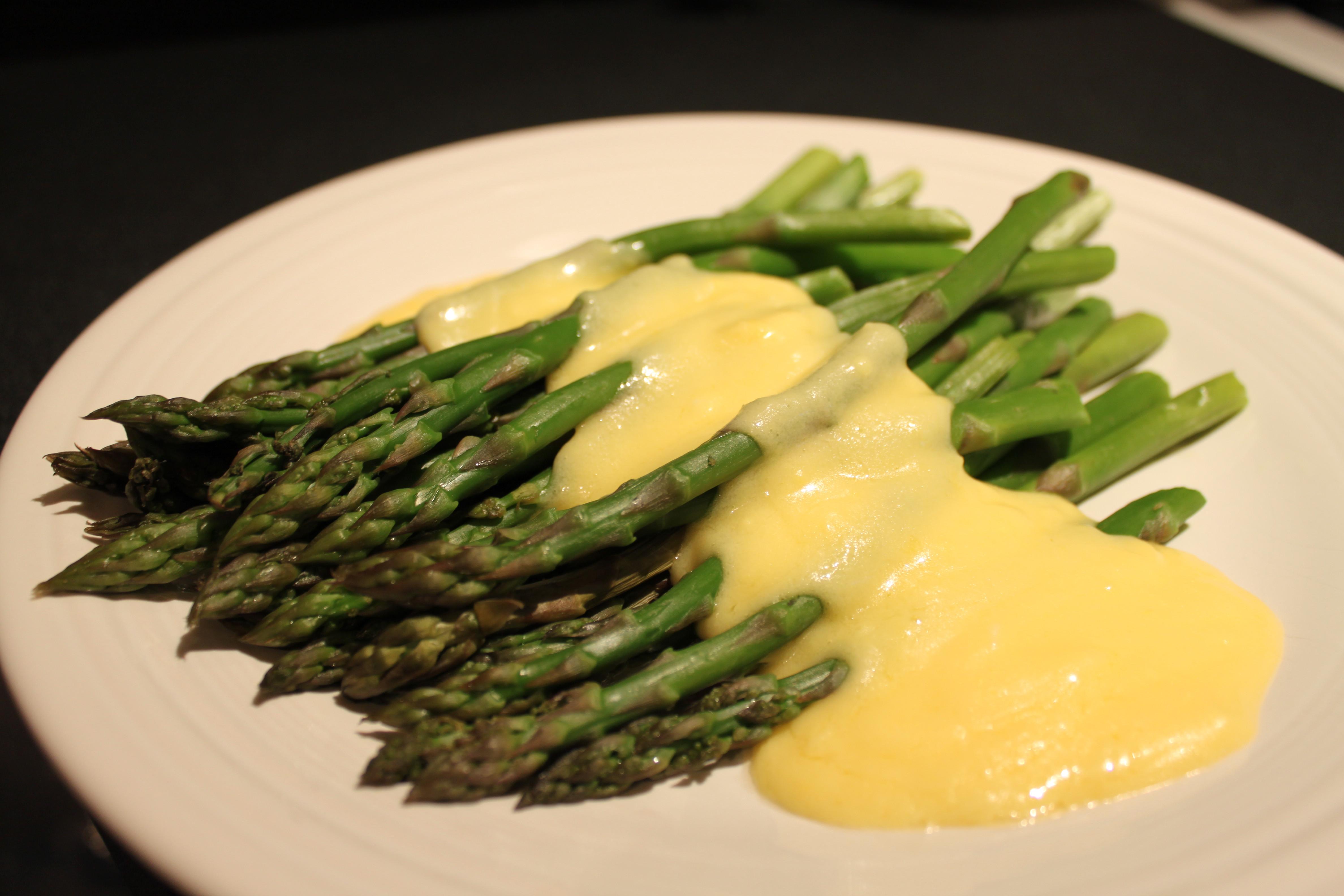 Sauce For Asparagus  asparagus