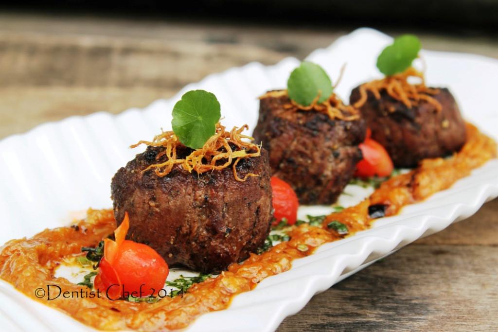 Sauce For Beef Tenderloin  grilled tenderloin steak
