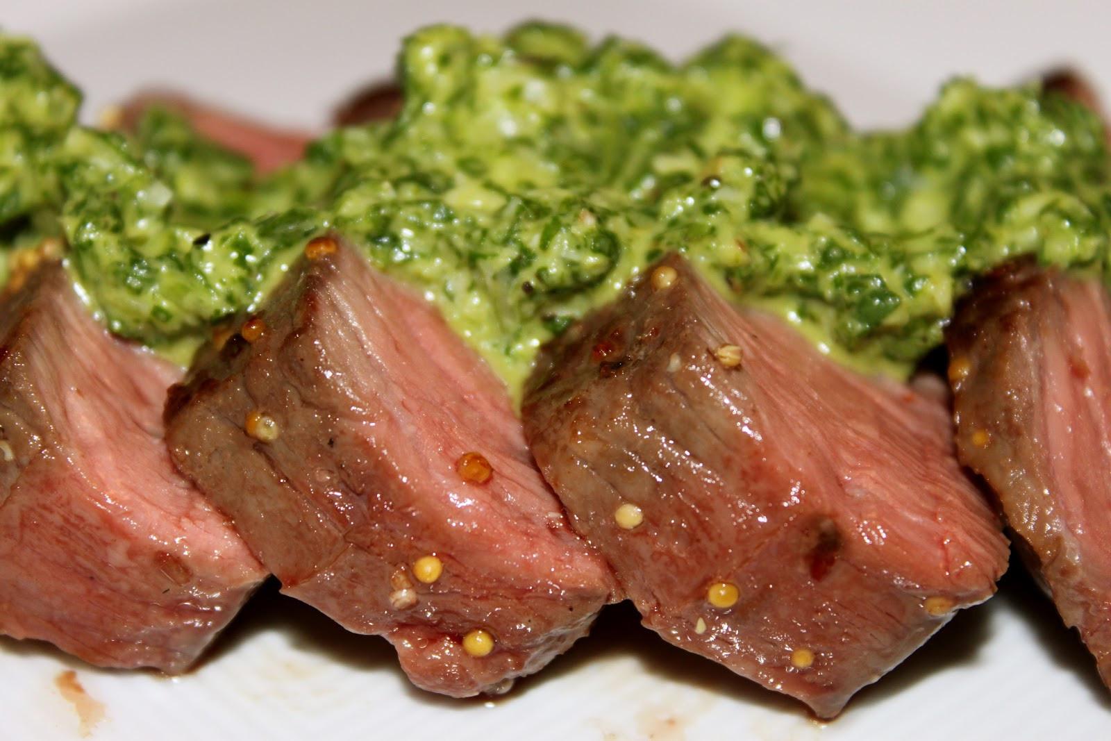 Sauce For Beef Tenderloin  Domestic Divas Blog Sous Vide Beef Tenderloin with