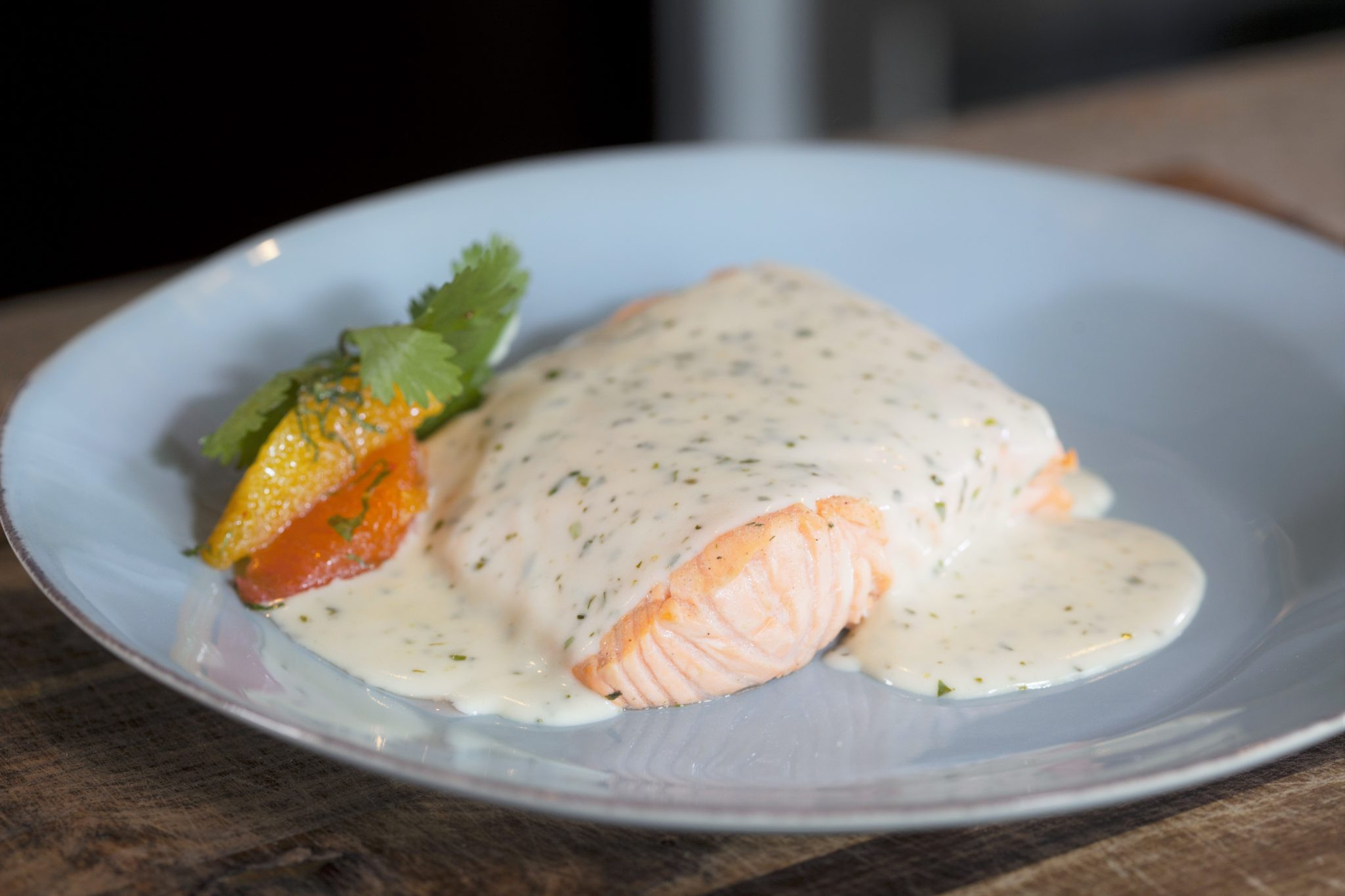 Sauces For Salmon  tarragon cream sauce for salmon