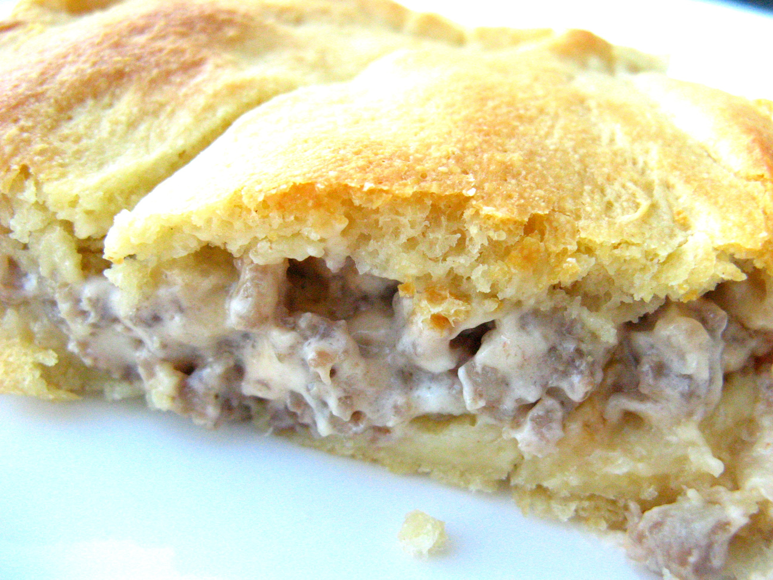 Sausage Biscuit Casserole  Sausage Biscuit Casserole