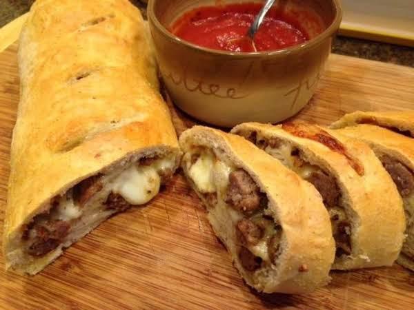 Sausage Bread Recipe  Italian Sausage Bread Recipe