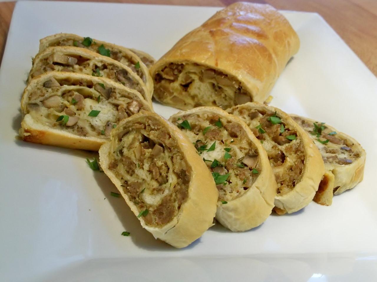 Sausage Bread Recipe  sausage bread recipe