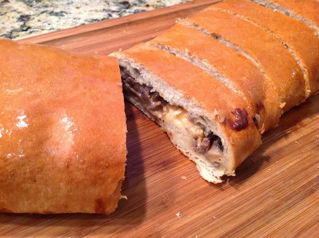 Sausage Bread Recipe  Dawn s Recipes Sausage Bread