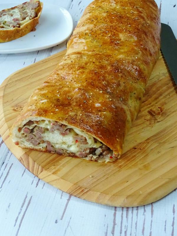 Sausage Bread Recipe  Sausage Bread Proud Italian Cook