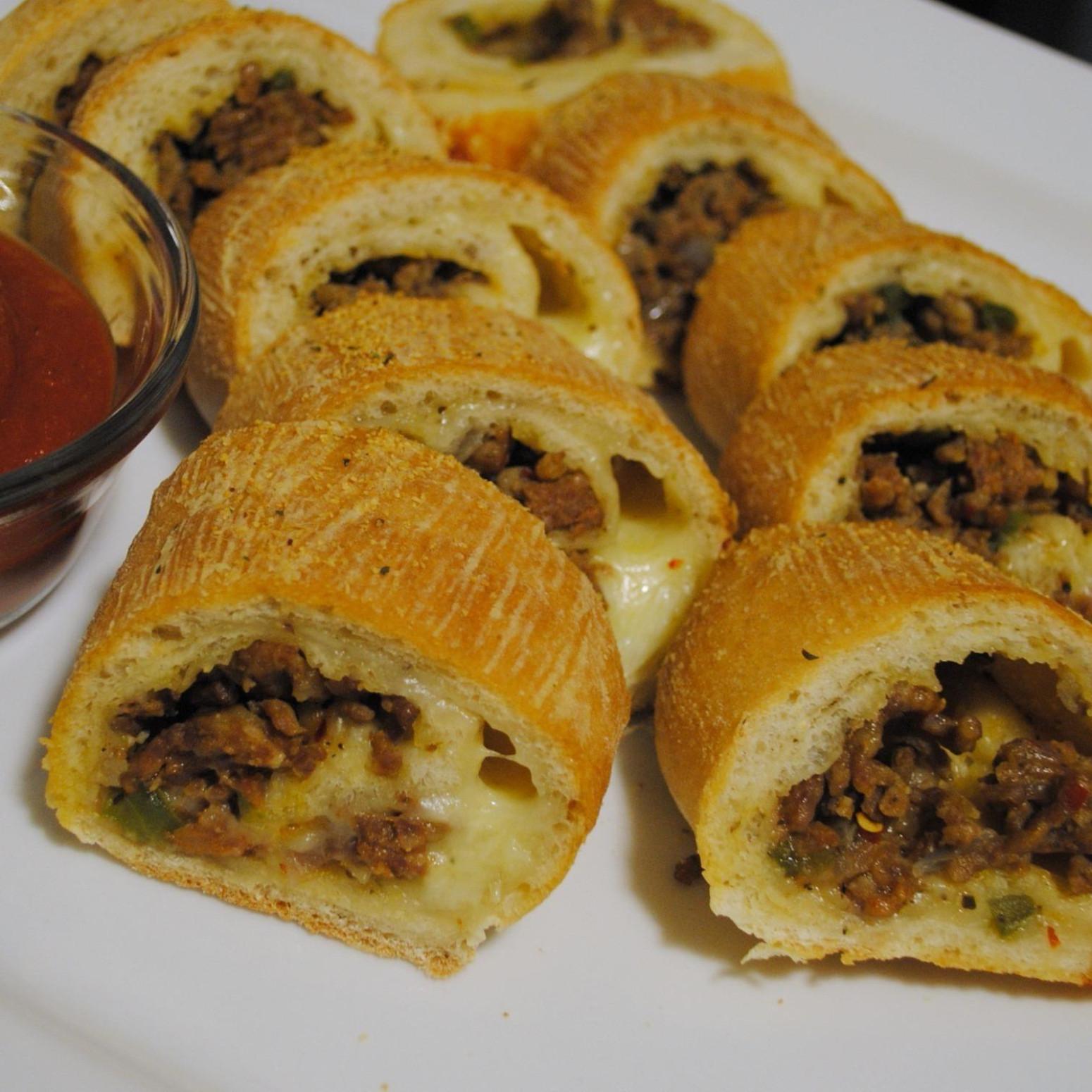Sausage Bread Recipe  Sausage Bread Recipe 2