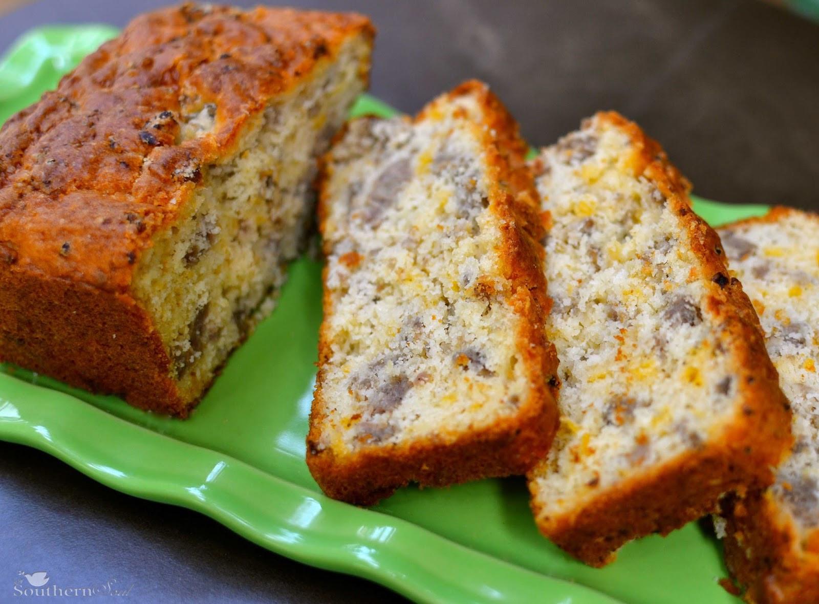 Sausage Bread Recipe  Sausage & Cheese Bread