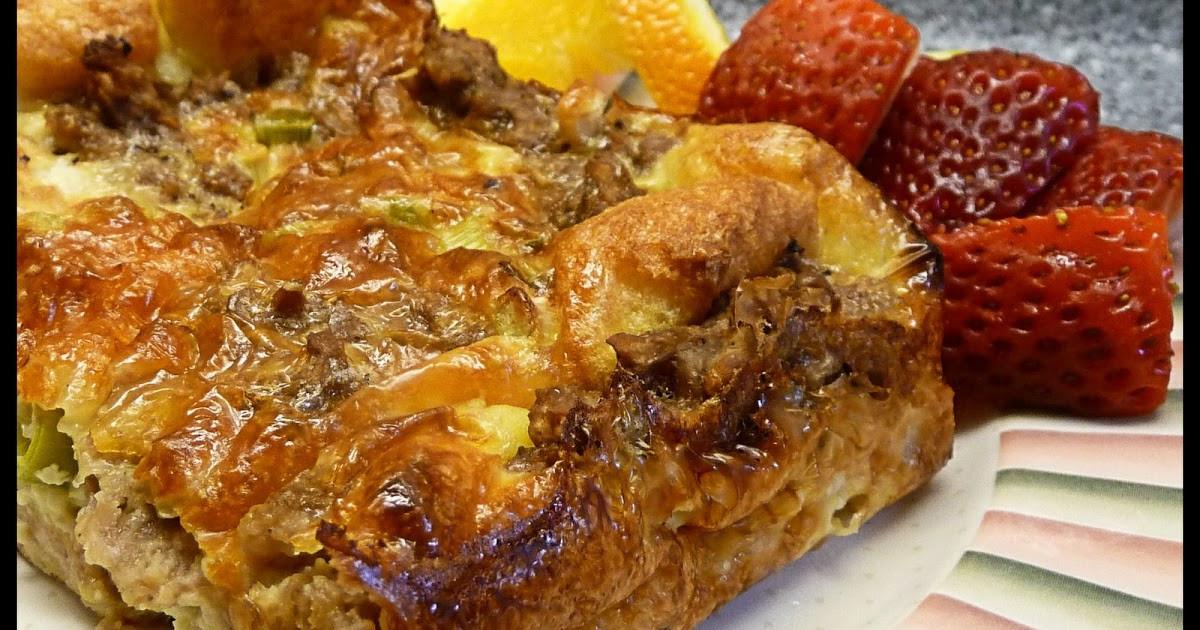Savory Breakfast Casseroles  Gumbo Ya Ya Savory Breakfast Casserole