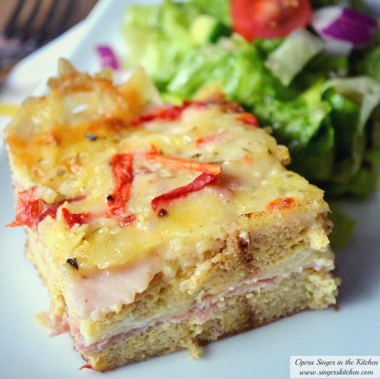 Savory Breakfast Casseroles  Mother s Day Recipe Grandma s Savory Breakfast Casserole