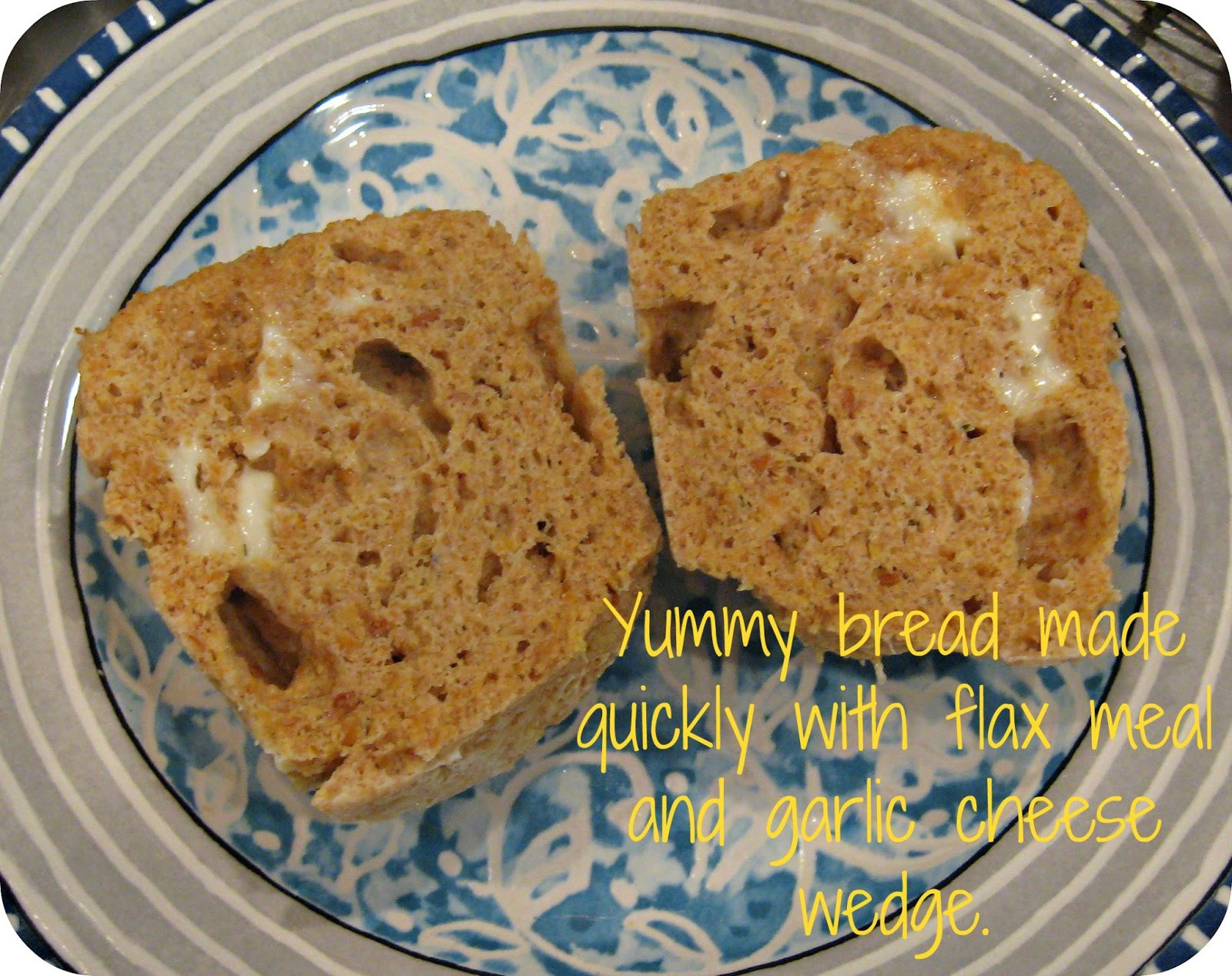 Savory Quick Bread  See the Blue Sky Flax With a Savory Quick Bread Recipe S