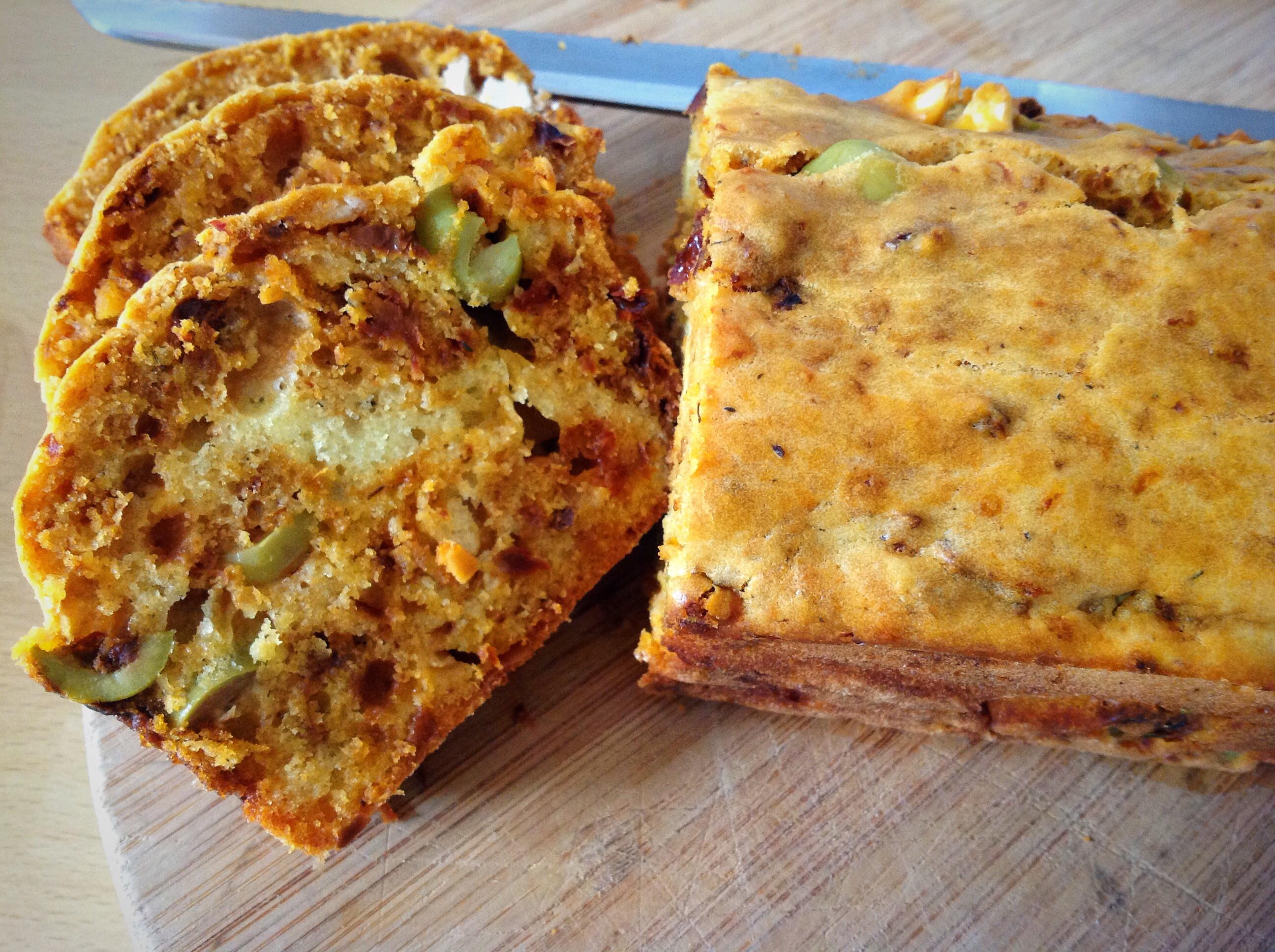 Savory Quick Bread  Aperitif Friendly Provence Quick Bread