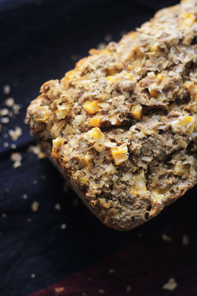 Savory Quick Bread  Savory Quick Bread with Fresh Sweet Corn Whole Wheat