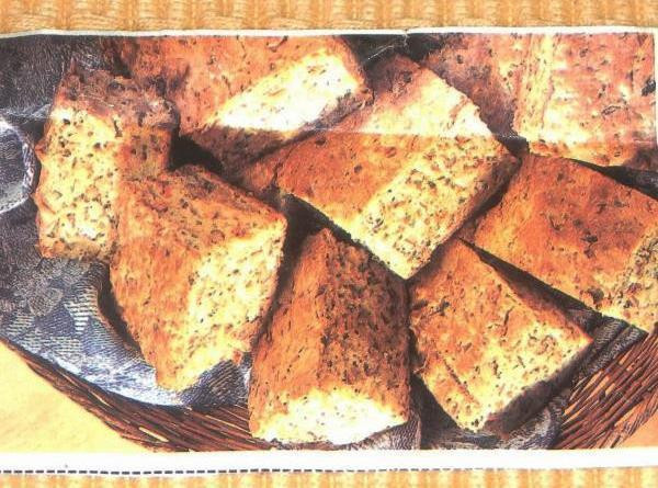 Savory Quick Bread  Savory Carrot Quick Bread From 40 Yrs Ago Recipe 40