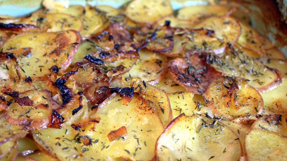 "Scalloped Potato Casserole  52 Ways to Cook Grandma s ""OLD SCHOOL"" Scalloped Potato"
